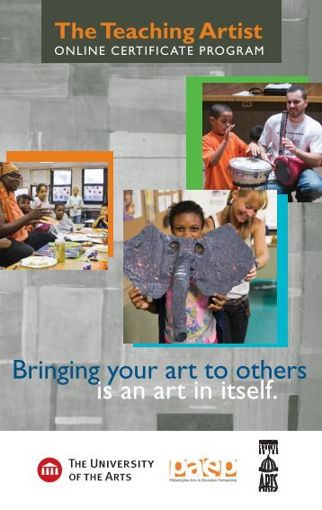 Here - Philadelphia Arts In Education Partnership