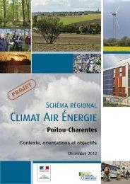Contexte, orientations et objectifs - DREAL Poitou-Charentes
