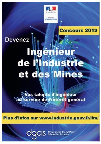 Avis de concours 2012 - DREAL Poitou-Charentes