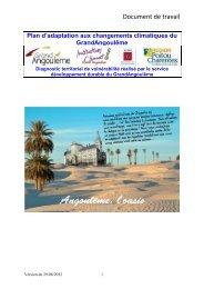 Diagnostic - DREAL Poitou-Charentes