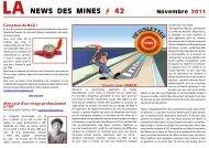 novembre 2011 - Intermines