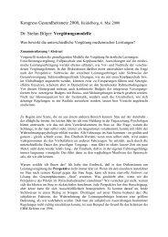 Kongress Gesundheitsnetz 2000, Heidelberg, 6. Mai 2000 Dr. Stefan ...