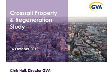Crossrail Property & Regeneration Study