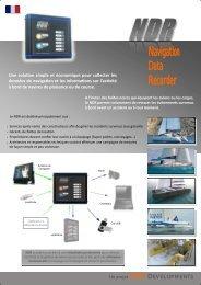 Documentation NDR - Ocean data system