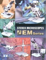 Download Product Brochure - Meiji Techno