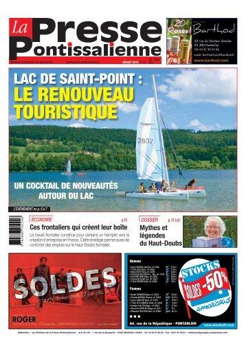 Télécharger le PDF - La Presse Pontissalienne