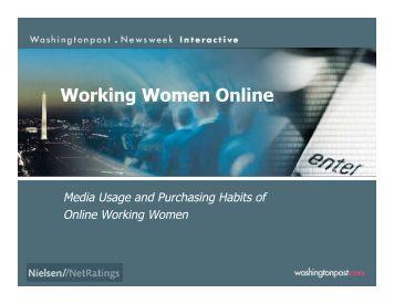 Working Women Online