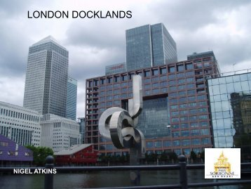 History of London Docklands