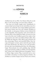 leseprobe - Septime Verlag