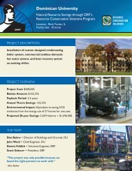 DU Summer Boiler Case Study - Hot Water Heaters Chicago IL