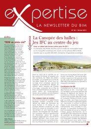 Expertise N° 35 février 2011 - UNTEC