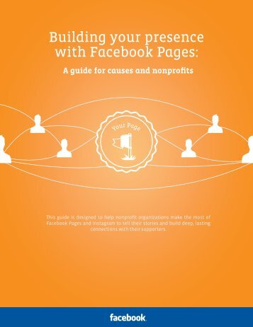 Building your presence with Facebook Pages: - Iowa Community ...