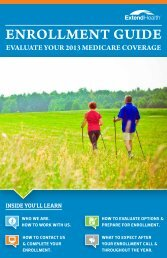 enrollment guide - Extend Health