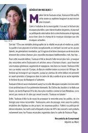 Laverne (studio fbg 22-11) - Crédit Agricole Toulouse 31