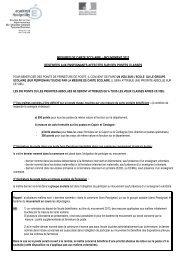 postes classes - Académie de Montpellier