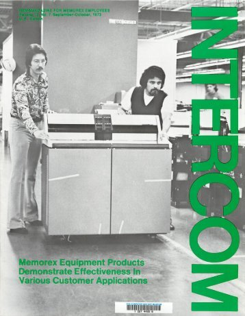 lemorex Equipment Products Various Customer ... - mrxhist.org