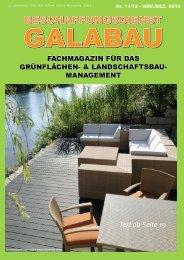 LISTE Monat: Okt. 2010 - Beschaffungsdienst GaLaBau