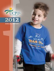 2012 - United Cerebral Palsy of Greater Cleveland