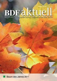 und TV–L (Länder) - BDF