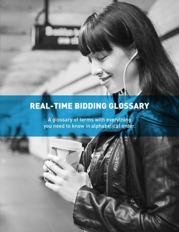 REAL-TIME BIDDING GLOSSARY - Triton Digital