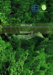 EDIÇÃO 25 - Setembro/12 - RBCIAMB