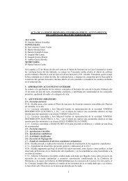 acta de la sesin ordinaria celebrada por el ayuntamiento - Laspuña