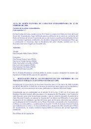 Acta Pleno EXTRAORDINARIO 12 FEBRERO 2008