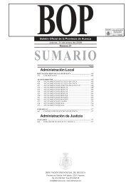 SUMARIO - Ayuntamiento de Aísa Sede Electrónica - Diputación ...