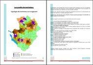 Présentation de la typologie des territoires - DREAL Poitou-Charentes
