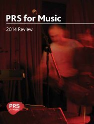 prs-for-music-financial-review-2014