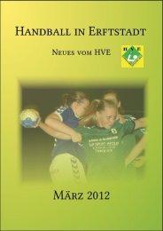 HVE-Newsletter 03/2012 - HV Erftstadt