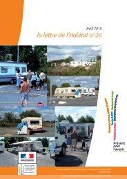 la lettre de l'Habitat n°26 - DREAL Poitou-Charentes - Ministère du ...