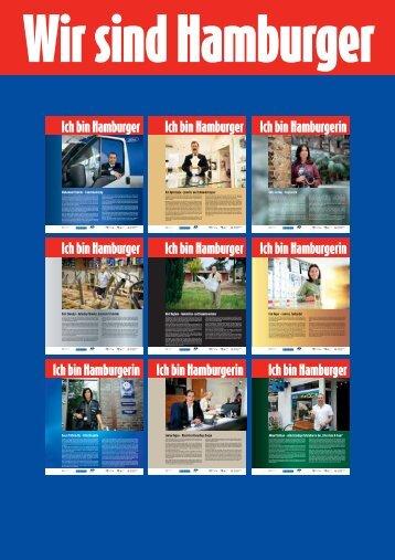 Wir sind Hamburger - Netzwerk Integration durch Qualifizierung