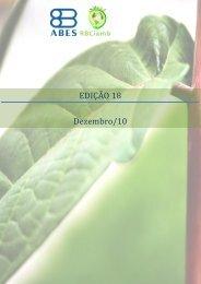 EDIÇÃO 18 - Dezembro/10 - RBCIAMB