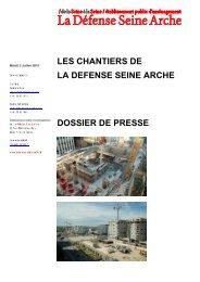 Dossier de presse - Epadesa