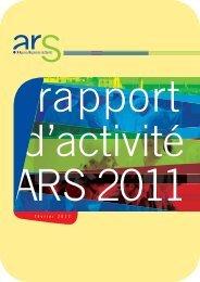 couv RapportB3 - ARS Rhône-Alpes