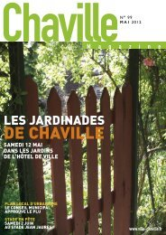 GABARITS PICARDIE - Ville de Chaville