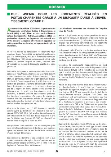 N°21.17-22 dossier - DREAL Poitou-Charentes