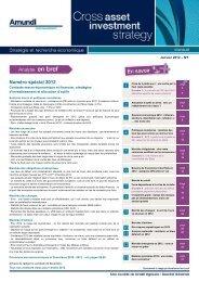 Janvier 2012 - Crédit Agricole Toulouse 31