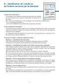 MDPH NOTICE EXPLICATIVE pour formuler une ... - Ville de Chaville - Page 6