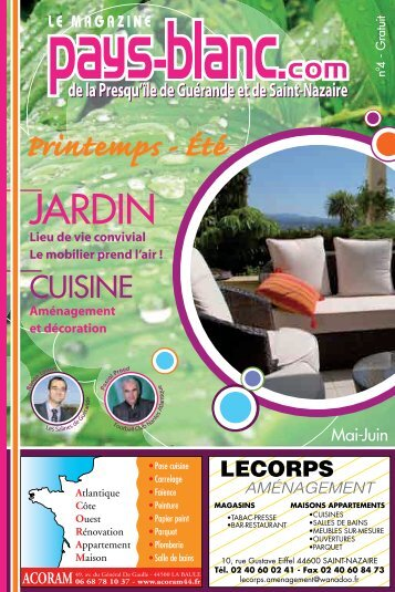 JARDIN - Pays-blanc