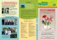 MISSION SERVICES - Crédit Agricole Toulouse 31