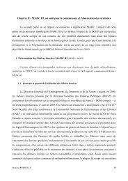 Chapitre II MAJIC III, un outil pour la connaissance et l observation ...