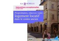 logement locatif R - DREAL Poitou-Charentes