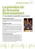loi Grenelle 1 - Plan Bâtiment Durable - Page 3