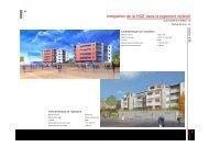 2 opération HQE en logement collectif - UNTEC
