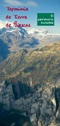 Toponimia de Tierra de Biescas