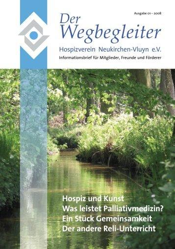 Ausgabe 01-2008, Informationsbrief für Mitglieder, Freunde und ...