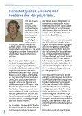 Ausgabe 01-2008, Informationsbrief für Mitglieder, Freunde und ... - Page 2