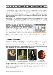 AB_02 - Entwicklungsgeschichte des Computers - NEU